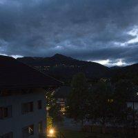 Окрестности гостиницы в горах Норвегии-3 :: Александр Рябчиков