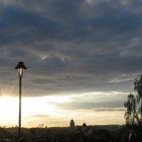 Вечерние прогулки по Вильнюсу :: Оксана Кошелева