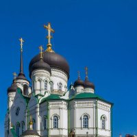 Благовещенский собор :: Юрий Стародубцев