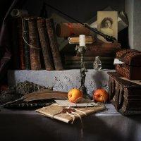 Старое письмо :: Татьяна Карачкова