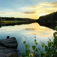 Наше озерко 2 :: Johann Lorenz
