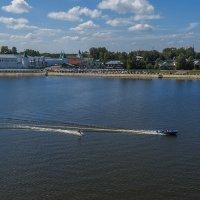 По реке Костроме :: Сергей Цветков