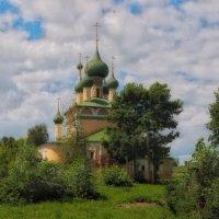 Углич. Церковь Рождества Иоанна Предтечи. :: Александр Теленков