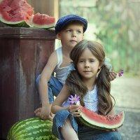 Арбузное лето :: Анастасия Бембак