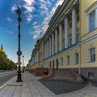 Здание Правительствующего Сената :: Valeriy Piterskiy