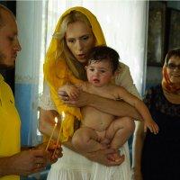Крестная мама :: Наталия Сарана