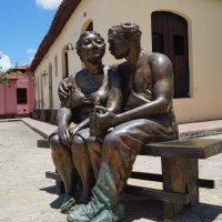 Куба. Камагуэй. Городская скульптура :: Gal` ka