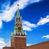 Спасская башня Кремля :: Дмитрий Рутковский
