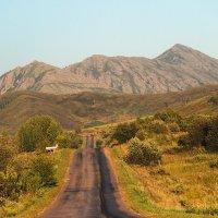 Восточный Казахстан. :: Кения