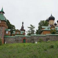 Православный Пюхтицкий Успенский женский монастырь Русской православной церкви :: Елена Смолова