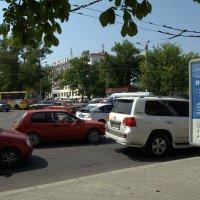 гостиница Украина в Севастополе :: yurij