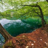 Голубое озеро :: Альберт Беляев