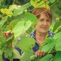 в саду. :: Виталий