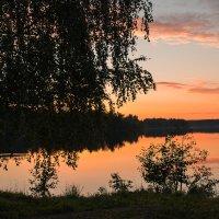 Закат в августе :: Евгения К