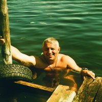 Портрет купающегося) :: Евгений Золотаев