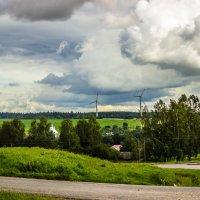 кревские ветряки :: Tatsiana Latushko