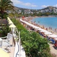 Пляж в Афинах. :: Оля Богданович