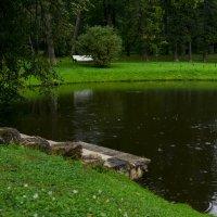 Дождливый день в Ораниенбауме :: Виктор М