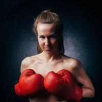 Бокс :: Дмитрий Морозов