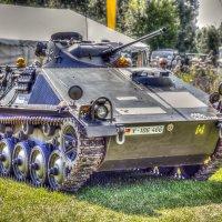 Малый танк Hotchkiss :: Waldemar .