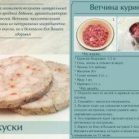Разворот кулинарной фотокниги :: NeRomantic Выползова
