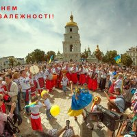 Всех бендеровцев, фошиздов и других лучших людей свободной Украины с Праздником!!! :: Петр Cnfkmyjd