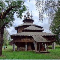Церковь Собора Пресвятой Богородицы. Кострома. :: Олег