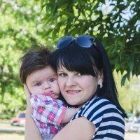 Молода мама :: Christina Terendii