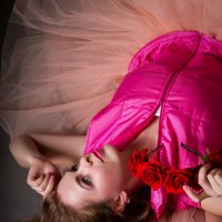 Розовые розы :: Natalia Petrenko