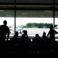 В ожидании рейса.2 :: Валерий Стогов