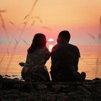 отец и дочь или поговорим о вечном... :: Алиса Колмагорова