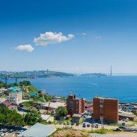 Владивосток. Жаркий полдень. :: Поток
