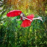 Волшебный полет :: Римма Алеева