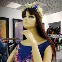 Высокая мода Фото №2 :: Владимир Бровко