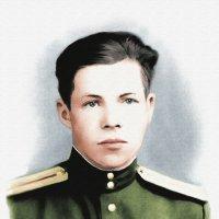 Батя 1945 :: Александр Крылов