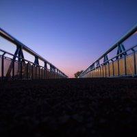 Мост Quinto Romano в Милане :: Любомир Дужак