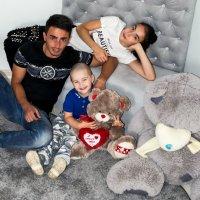 брат и мои дети :: Милана Михайловна Саиткулова