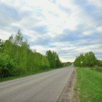родные места :: Дмитрий Паченков
