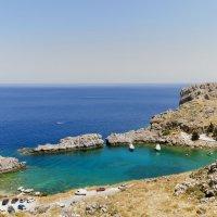Бухта Энтони Куина, Родос, Греция :: Алеся Пушнякова