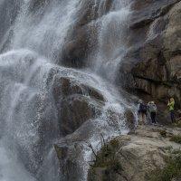 Алибекский водопад ... :: Vadim77755 Коркин