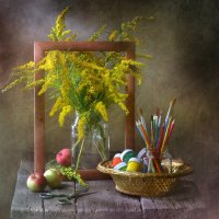 я рисую лето :: Evgeniy Belkov
