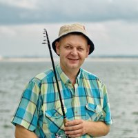 Рыбак :: Дмитрий Конев