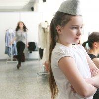 the backstage :: Анастасия Дроздова