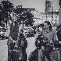 Уличные музыканты :: Ольга Мансурова
