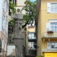 Памятник Отто фон Бисмарку :: Николай Танаев