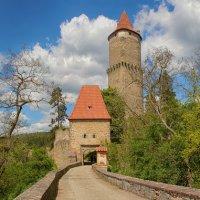 Замок Звиков , Чехия :: Priv Arter