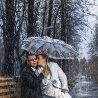 В дожде своя романтика :: Сергей Зубарев