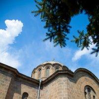 русская церковь в армении :: Александр Мосс