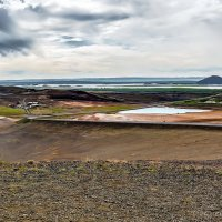 Iceland 07-2016 Myvatn :: Arturs Ancans