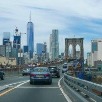 по дороге на Манхеттен :: Павел L